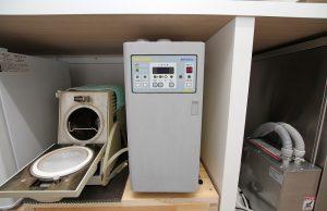 ガス滅菌器 モリタ